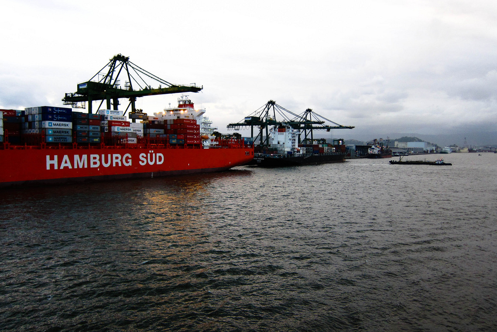 Hamburg Süd is one of the most reliable shipping companies in the world