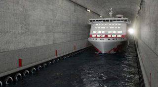 World's 1st Ship Tunnel Step Closer to Construction