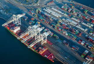 Port of Long Beach Sees Strongest 1st Quarter Since 2007