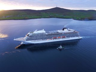 Lerwick Harbour Gears Up for Record Cruise Seasons