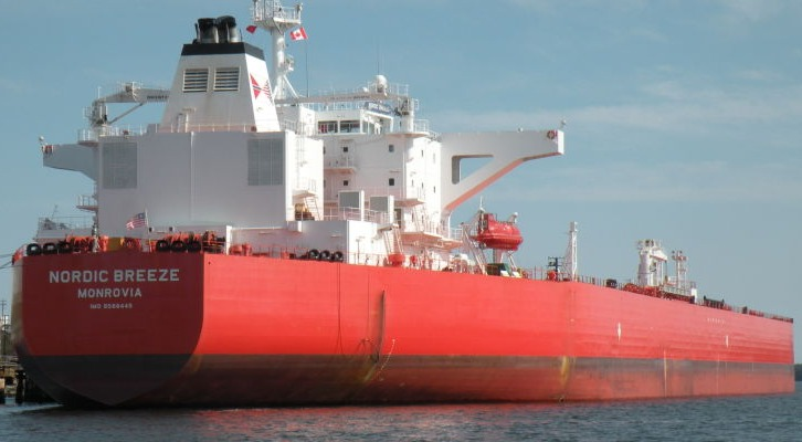 Nordic American Tankers: The Company is in a solid financial position with a strong cashflow