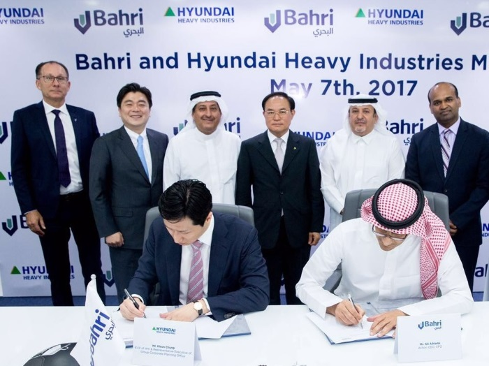 Bahri and Hyundai Heavy Industries Collaborate to Roll Out Big Data Initiatives