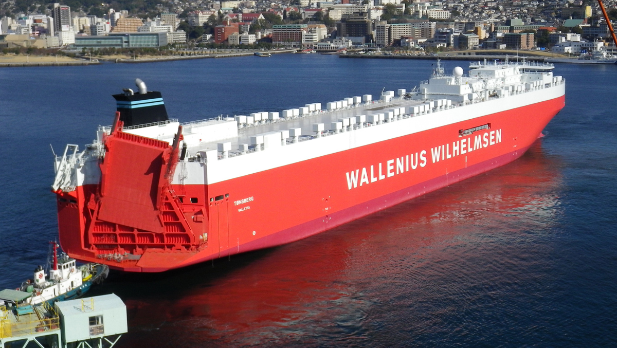 Wilhelmsen Reports Lower First Quarter Income on Reduced Ocean Transported Volumes
