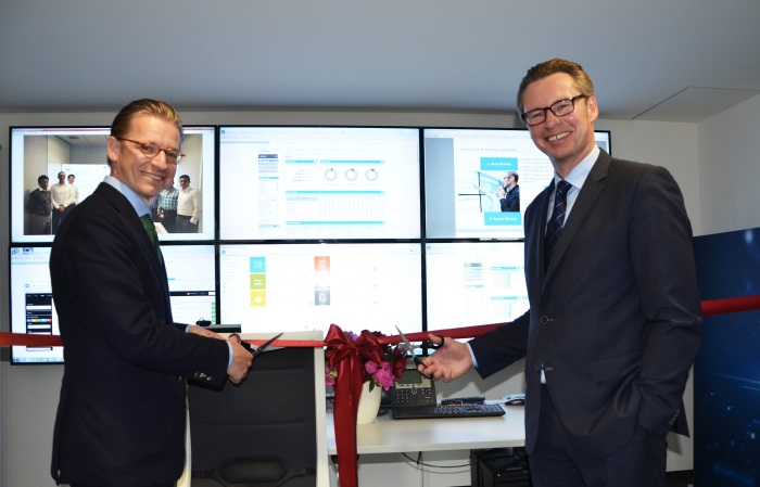 DNV GL opens fleet performance centres to improve vessel efficiency