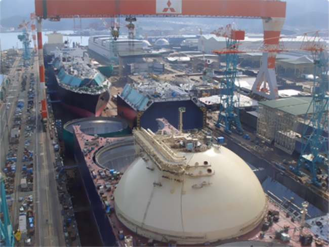 Mitsubishi Heavy Announces Agreement With Oshima Shipbuilding Co. to Form Commercial Shipbuilding Alliance