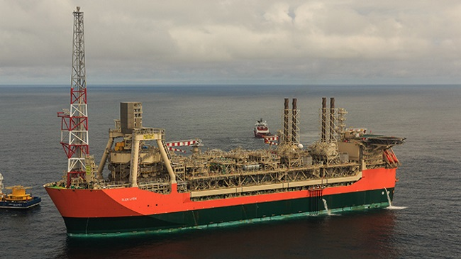 LR successfully completes first classification survey of BP's new Glen Lyon FPSO vessel