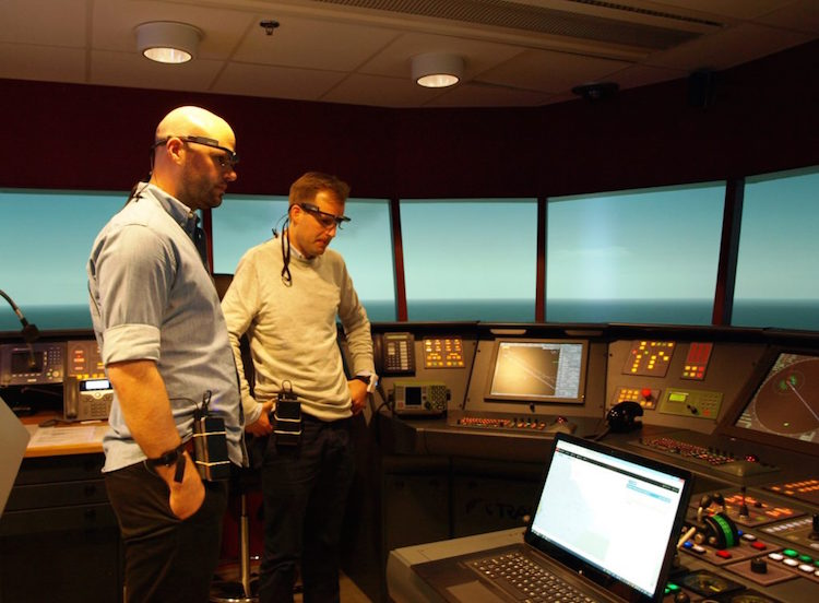 European e-Navigation solutions tested for human factors