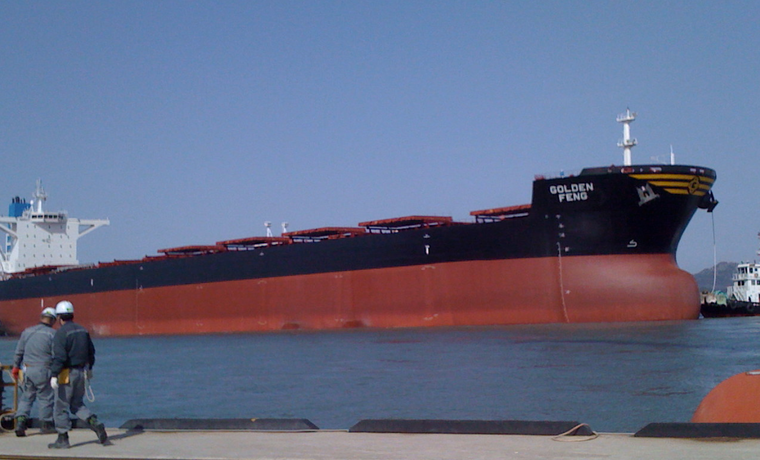 Panamax Bulker Joins Golden Ocean's Fleet