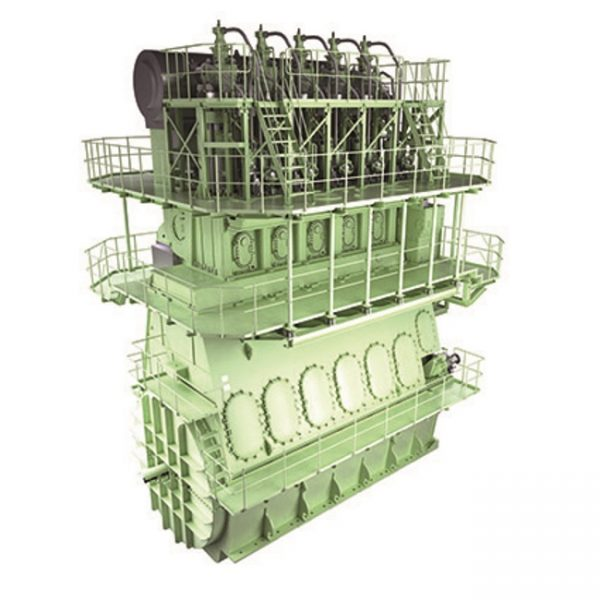 Texan shale-gas deals confirm popularity of ME-GI engine within LNG carrier market