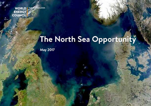 The energy potential of the North Sea