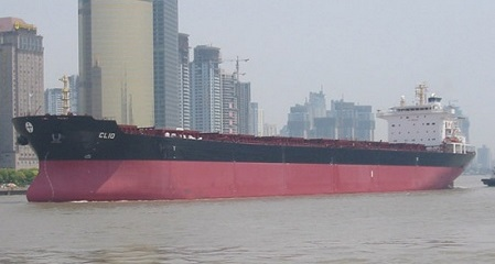 Diana Shipping Inc. Announces Time Charter Contract for m/v Clio with Phaethon