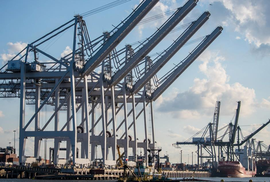 Houston's Bayport Terminal Set to Handle Larger Ships