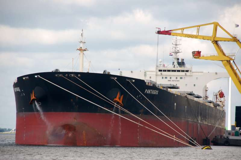 Dryships Inc. Announces Time Charter Contract For One Of Its Newcastlemax Vessels