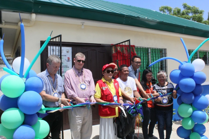 International maritime charity opens new health centres in the Philippines