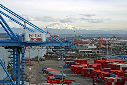 "Port of Tacoma affirms ""We Are Still In"" to meet Paris Agreement clean air goals"