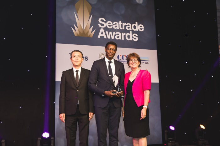 Inmarsat's Fleet Xpress honoured in Digital Technology Award win