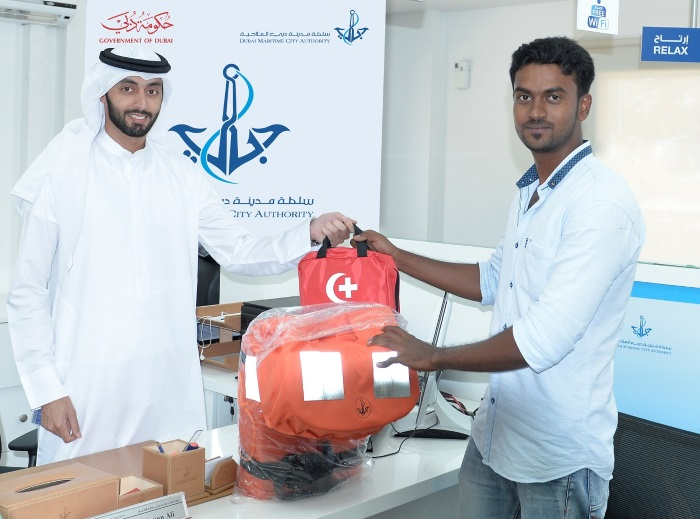 Dubai Maritime City Authority launches comprehensive awareness campaign on maritime safety standards