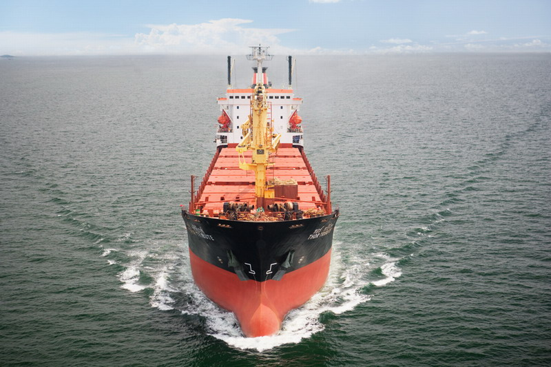TTA Announces Vessel Acquisition and Delivery