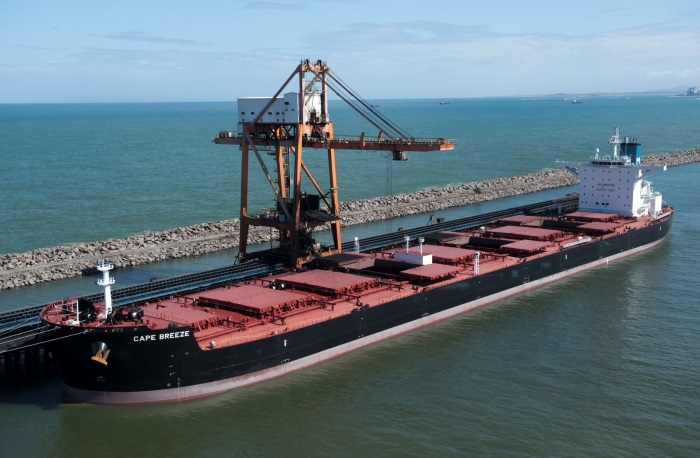 Dry Bulk Market's Recovery on Solid Ground as China's Demand for Commodities is Driving Freight Rates Forward