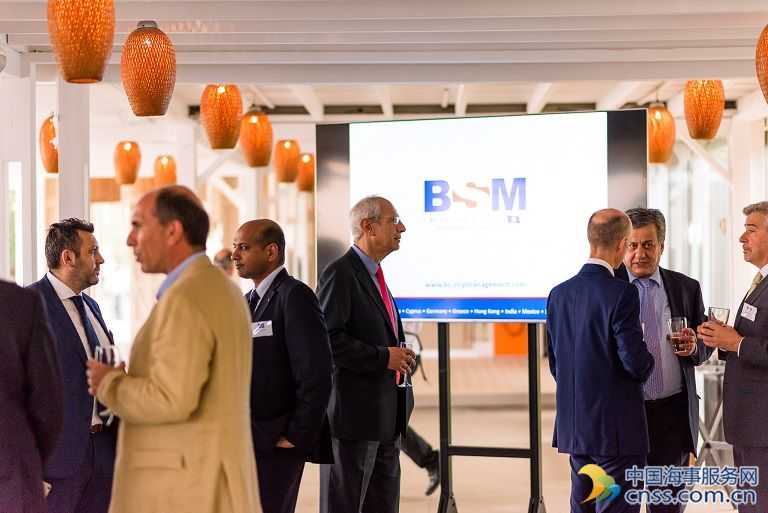 BSM is a strong partner for the Greek shipping industry