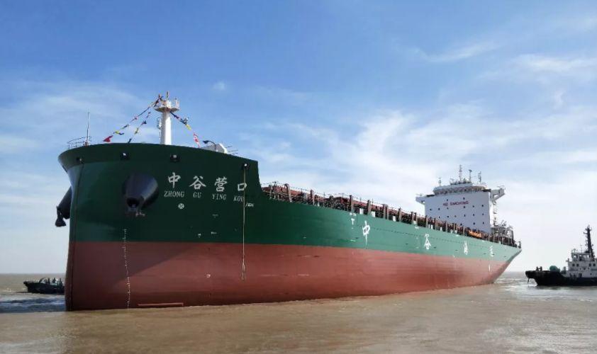 上海外高桥造船有限公司