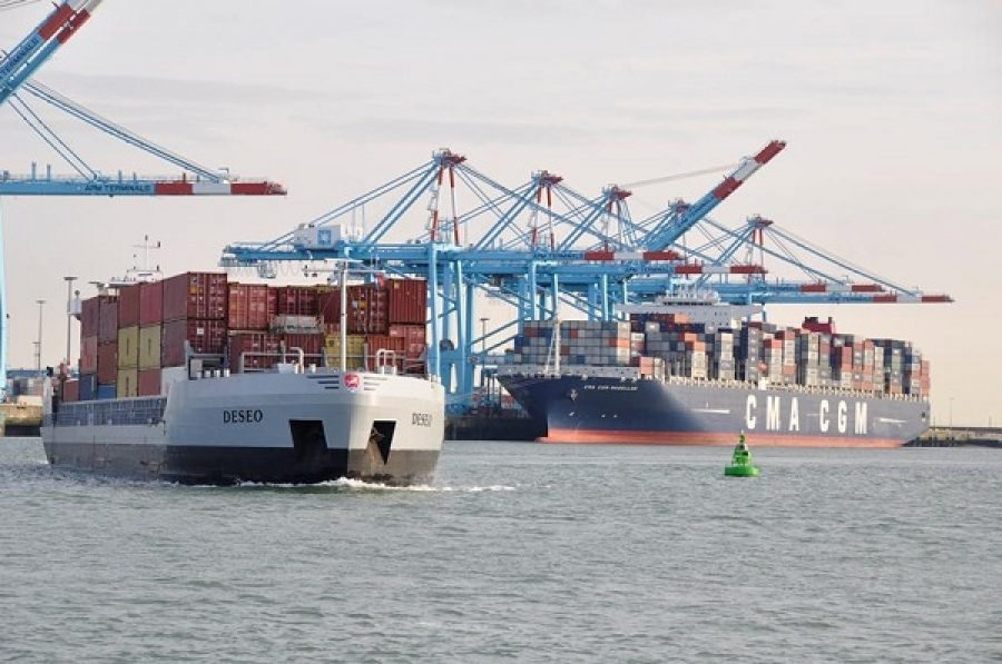 Overseas ports continue to drive Cosco Shipping Ports August volumes 12% higher