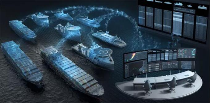 Autonomous Shipping Pushing Full Steam Ahead