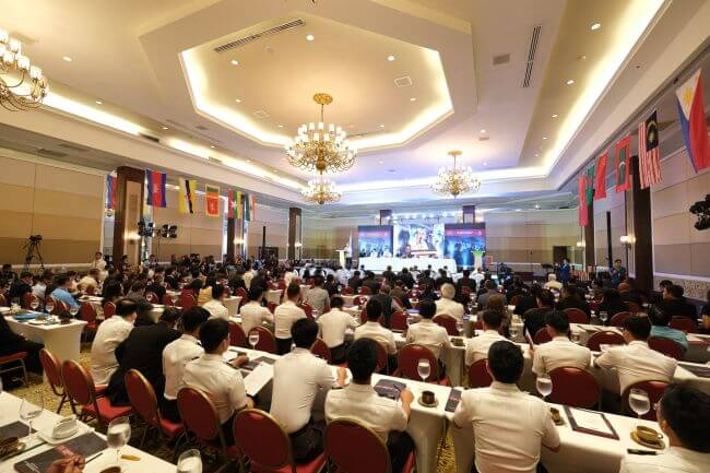 Asian Seafaring Nations Announce First Ever Manila Statement On Fair Treatment Of Seafarers