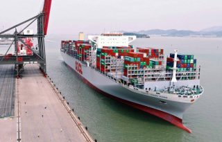 OOCL: No Plan to Order New Ships at the Moment
