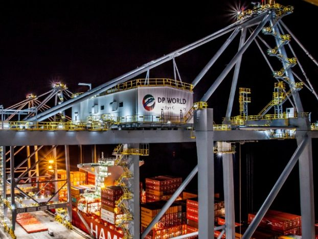 DP World Earnings Jump in 2018