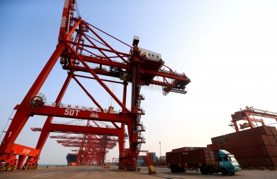 Rizhao port adds four new berths