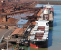 China iron ore imports fall to 18-month low in April as Brazil shipments slide