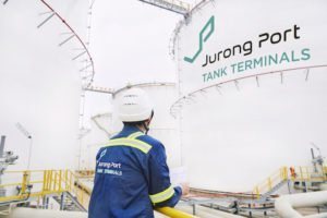 Singapore expands MGO storage capacity with Jurong Port's new terminal