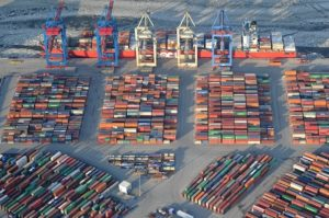 Global container port volumes forecast at 973m teu by 2023: Drewry