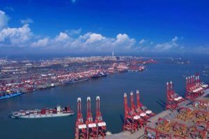 China's Shandong province establishes new port group