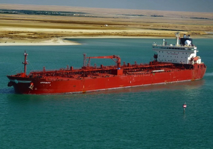 Tanker Owners Could Have a New Market Soon