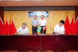 Vale strengthens cooperation with Ningbo Zhoushan Port Group