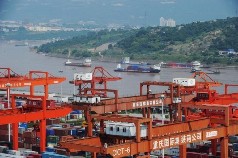 Chongqing Port to convert breakbulk terminal into grain terminal