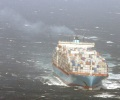 Cargo ships urged to cut speed and pollution
