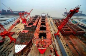Yangzijiang wins order for five bulk carriers
