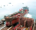 China's new shipbuilding orders fall 37.9% on year in Jan-August