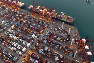 Drewry Downgrades Global Port Throughput Outlook