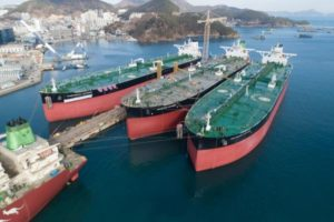 Tanker rates drop off but remain positive for owners