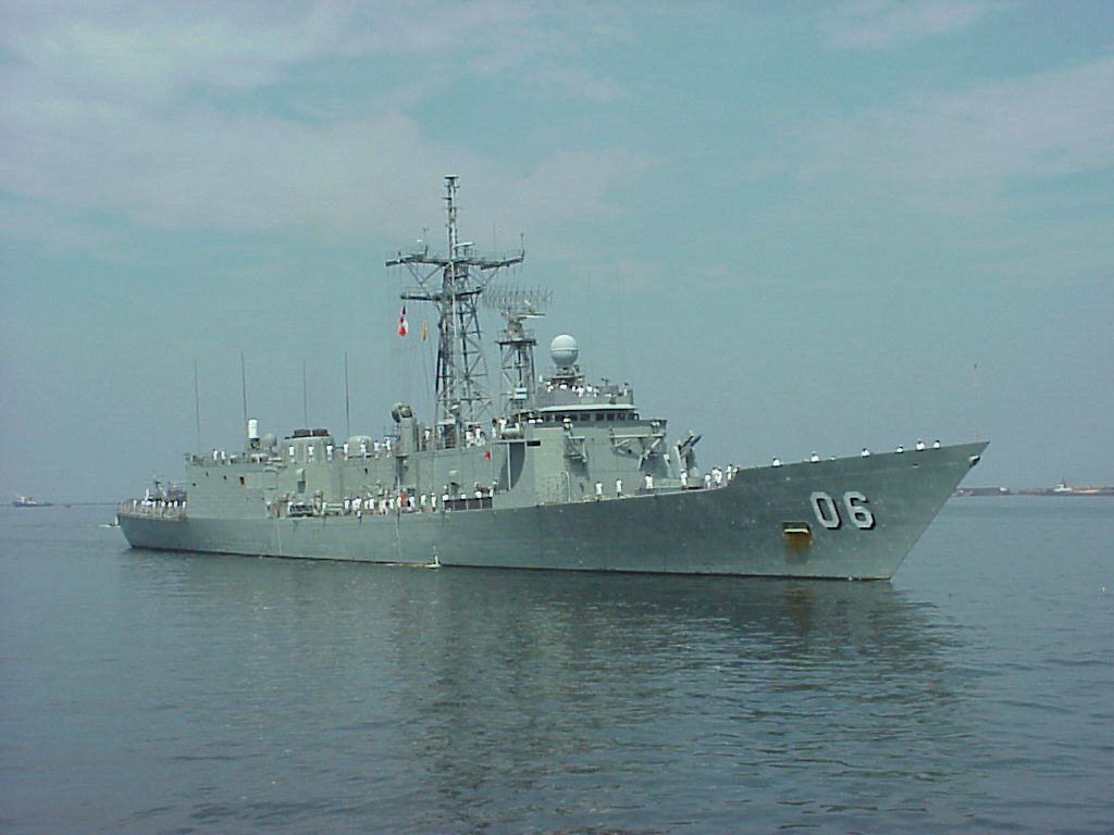 HMAS NEWCASTLE