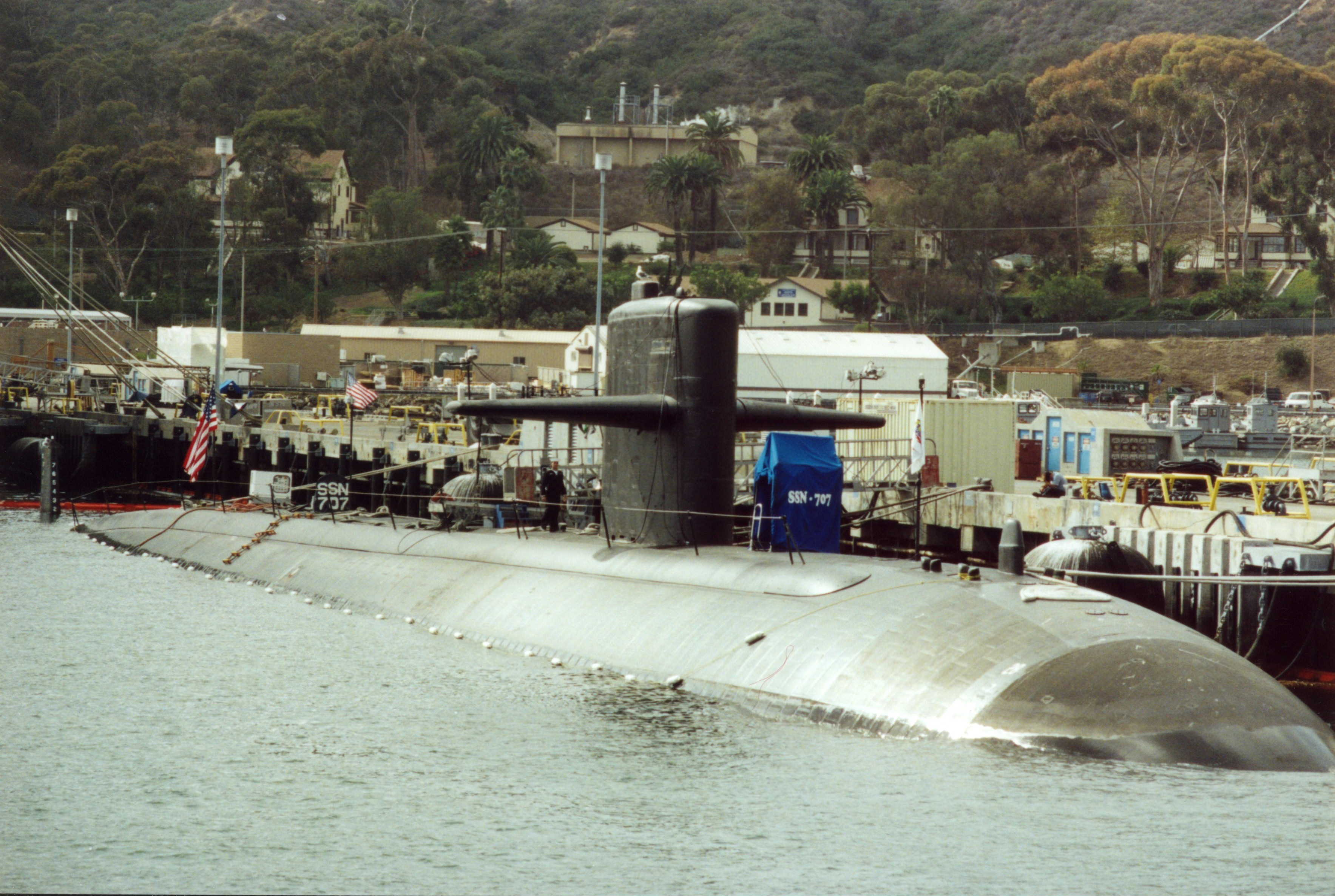 SSN 707 Portsmouth