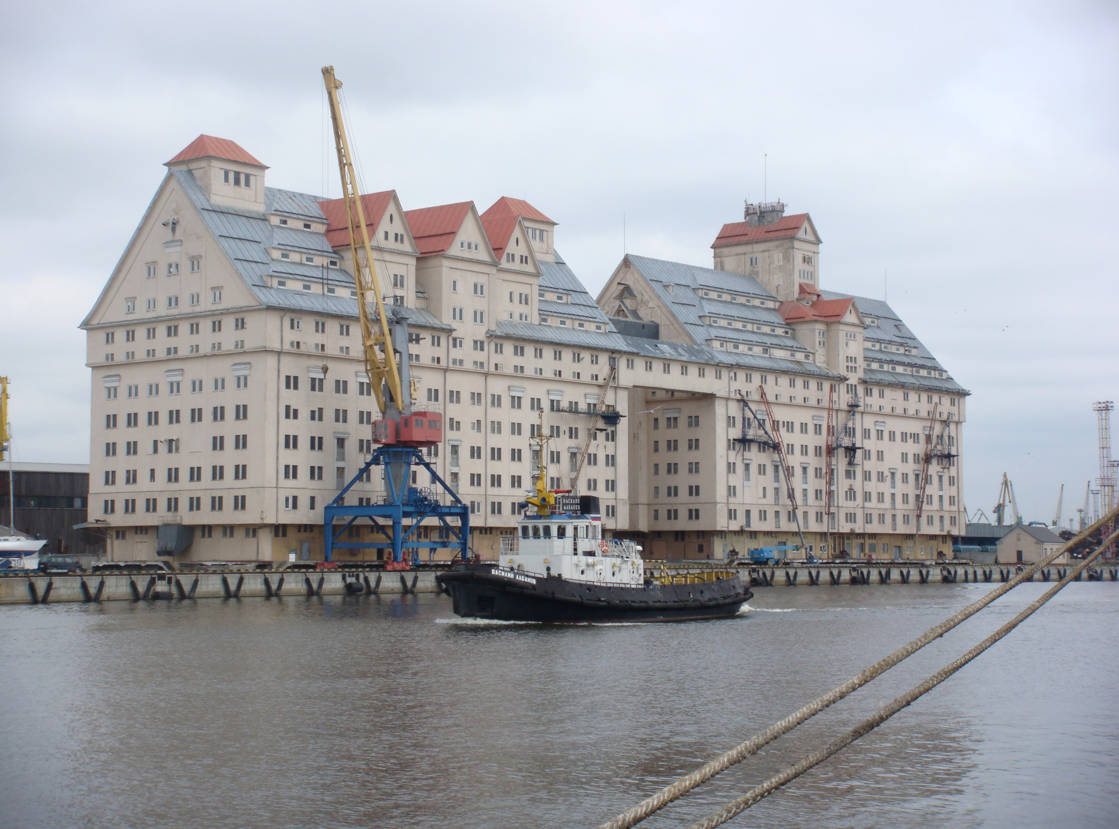 Port of Kaliningrad