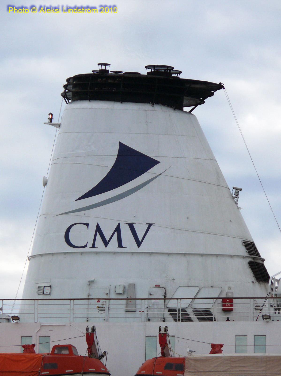 Cruise & Maritime Voyages (CMV) - Dartford,Kent/UK