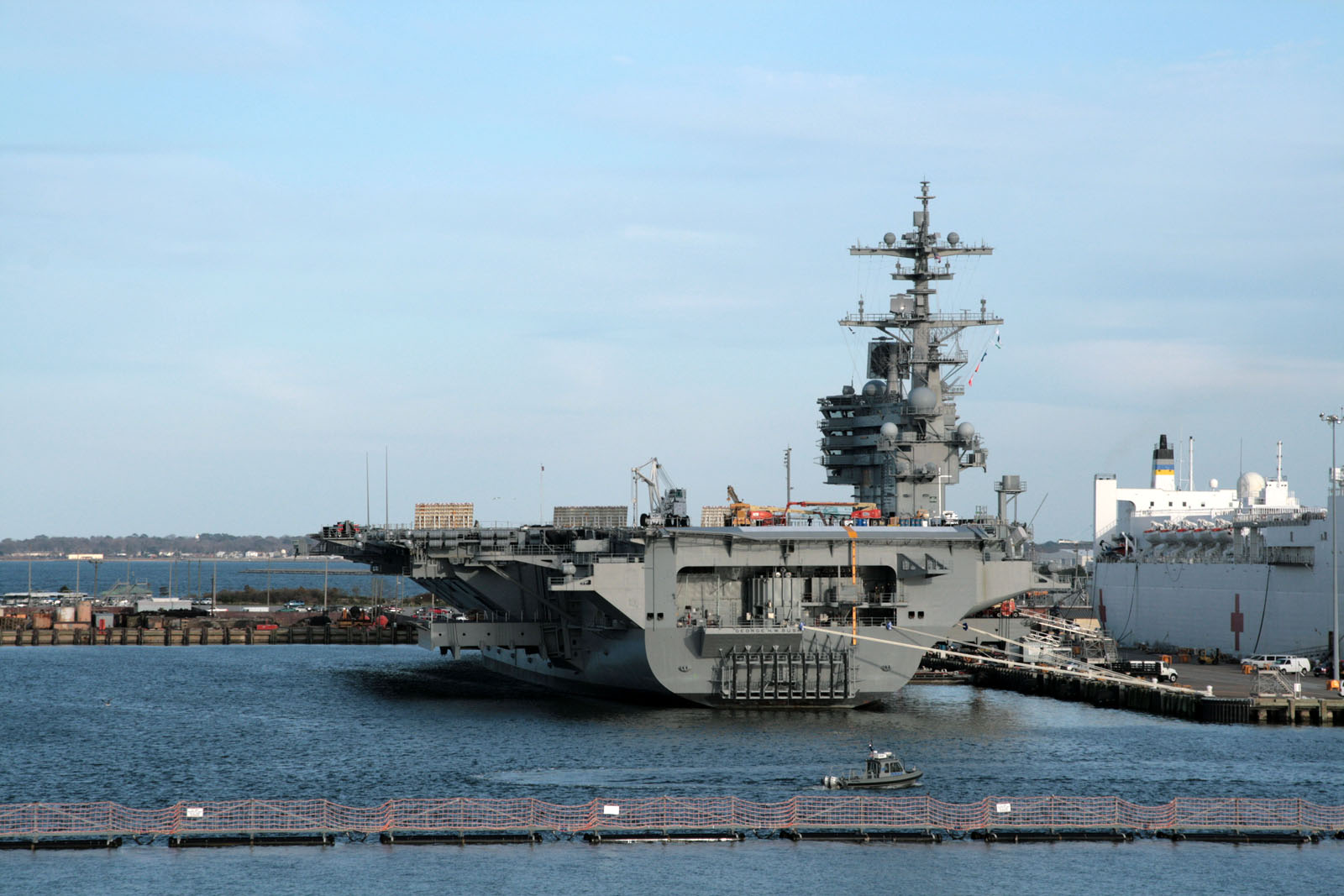 USS George W. Bush