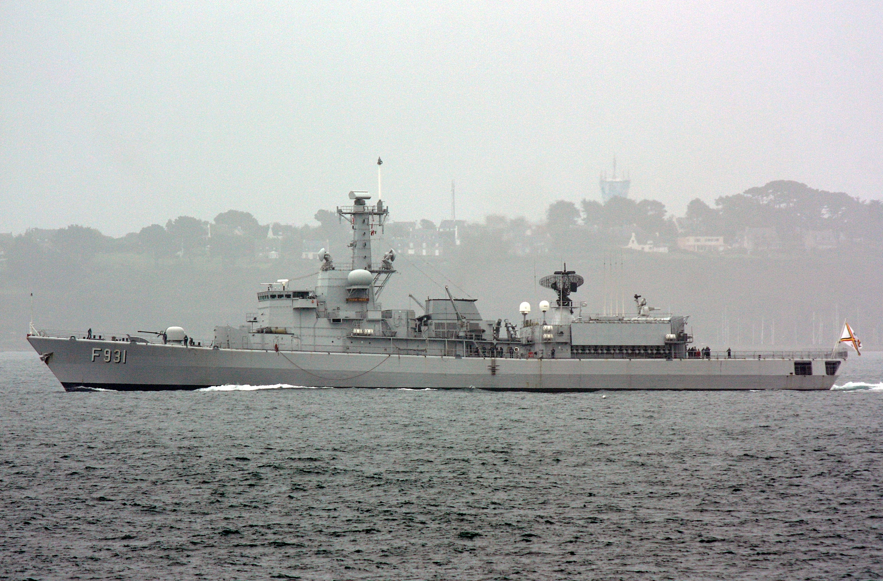 BNS Louise Marie - F931
